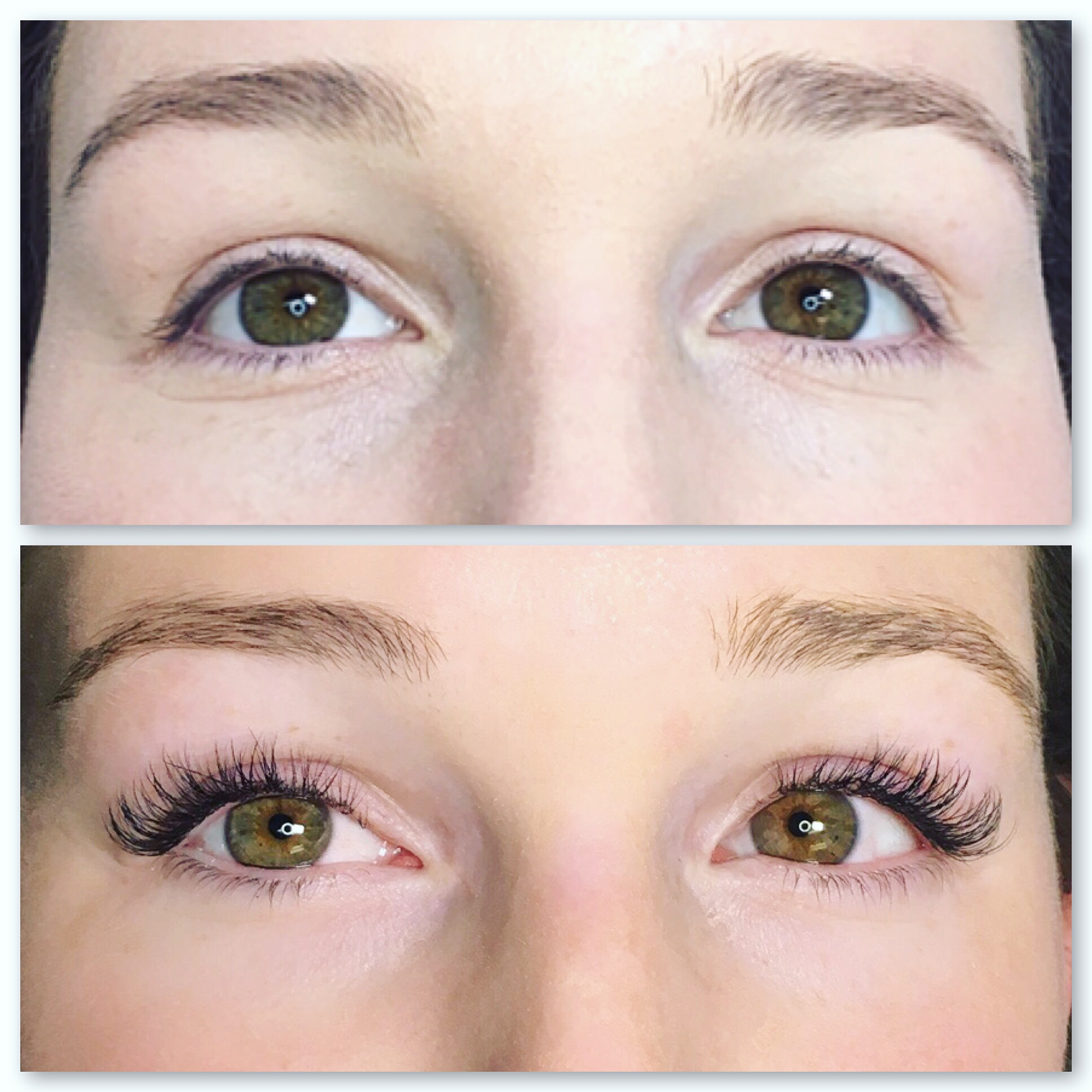 1eabd9be8da The Signature set is a hybrid blend of Volume and Classic lash extensions.  It is the top choice for those new to wearing eyelash extensions, who may  not be ...