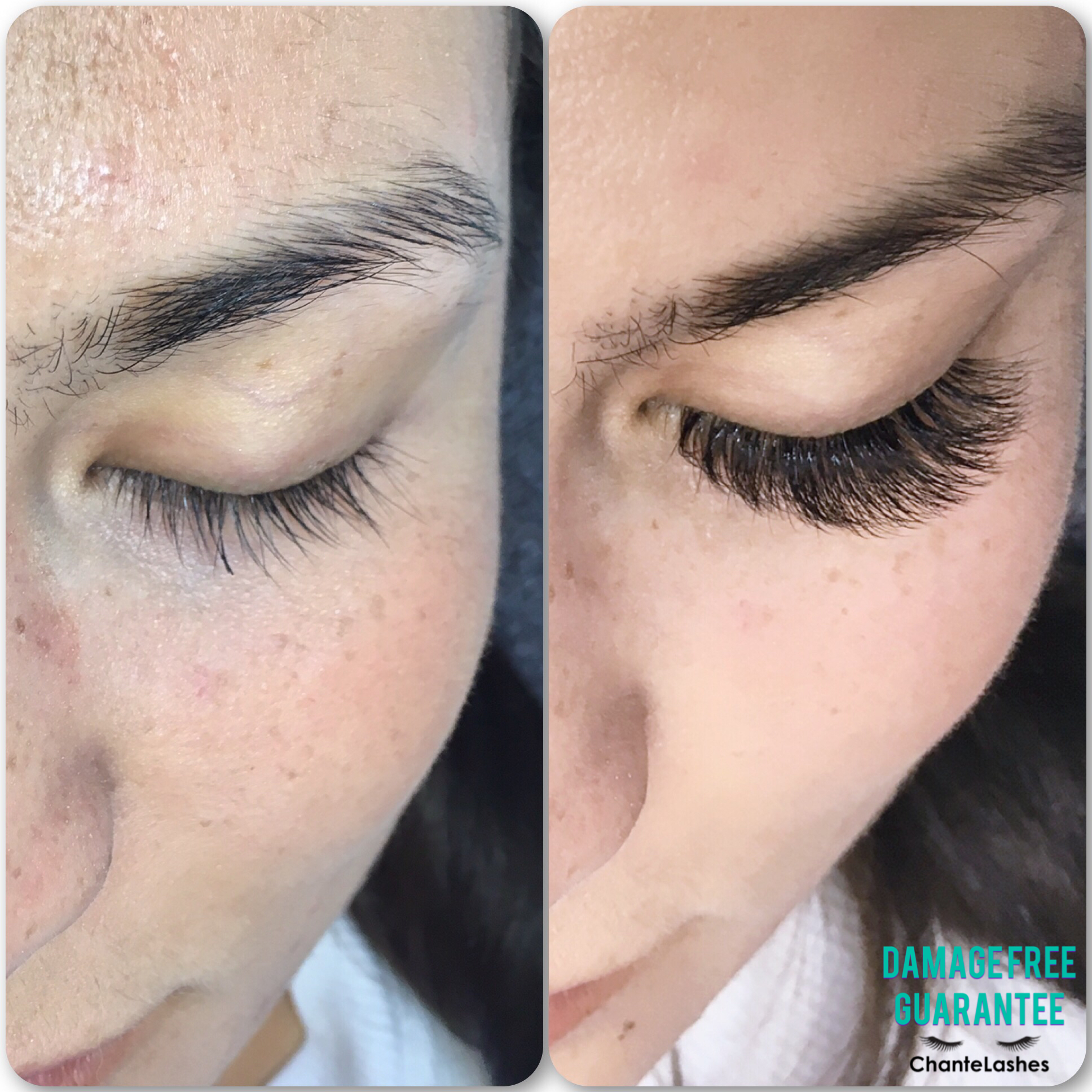 947dddca0a0 Volume lashing, is an advanced technique in which handmade fans consisting  of soft, light-weight lashes, are placed on each natural lash.